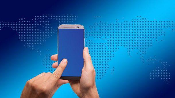 Smartphone - (C) Geralt Altmann CC0 via Pixabay.de