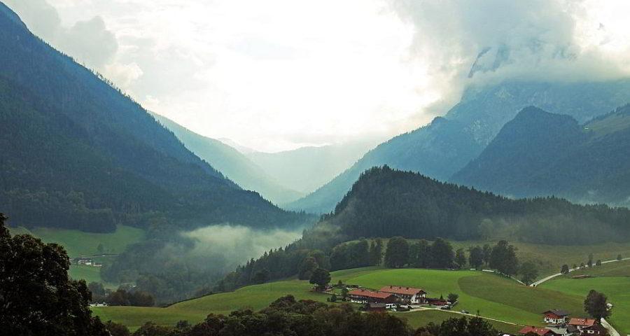 Bayrische Landschaft bei Ramsau, Oberbayern - (C) Antranias CC0 via Pixabay.de