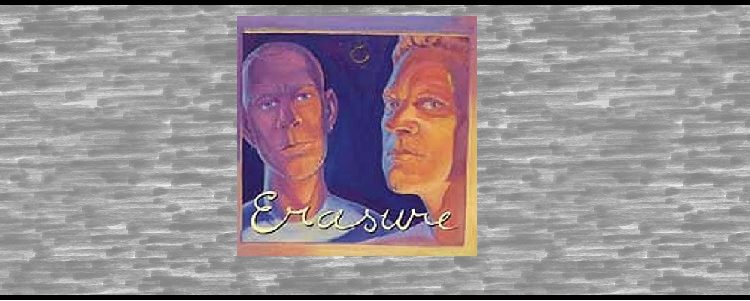 """Erasure"" von Erasure - intellectual property owned by label or the artist. Licensed under Fair use via Wikipedia"