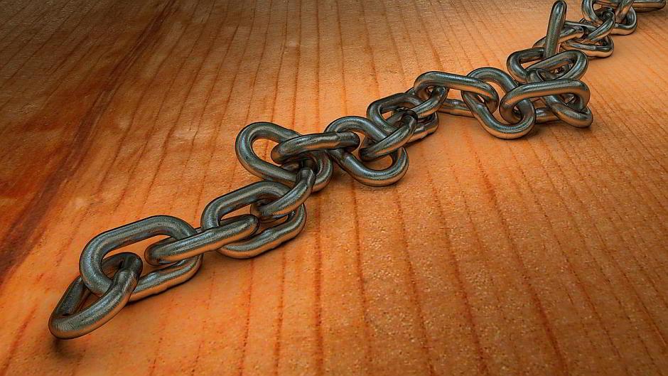 Link-Kette - (C) wsyperek CC0 via Pixabay.de