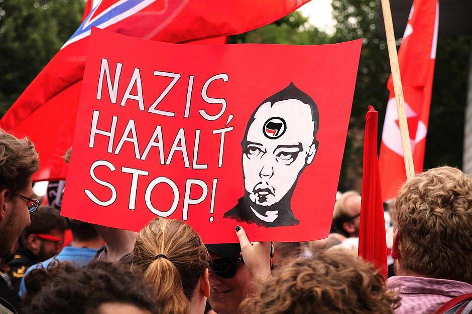Nazis, Haaalt Stop! - (C) Broadmark CC0 via Pixabay.de