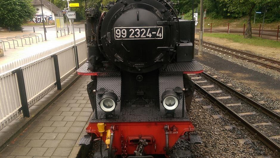 Ferien in Mecklenburg - 12 - Das Molli-Museum