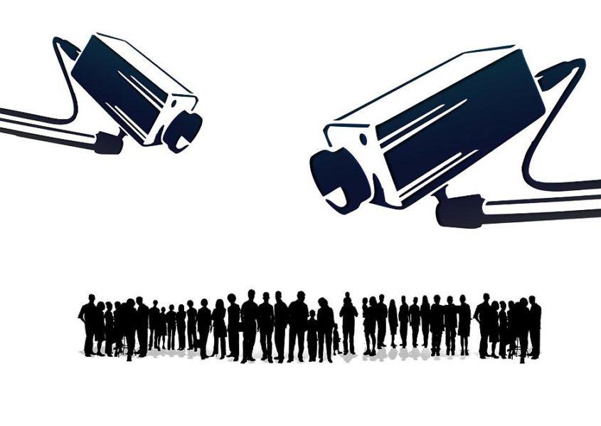 Überwachte Journalisten - (C) Geralt Altmann CC0 via Pixabay.de