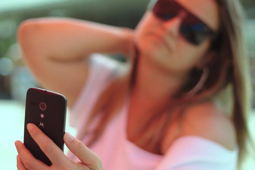 Ein Selfie im Urlaub - (C) wilkernet CC0 via Pixabay.de