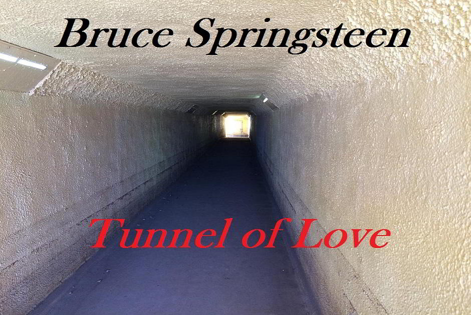28 Jahre TUNNEL OF LOVE von Bruce Springsteen
