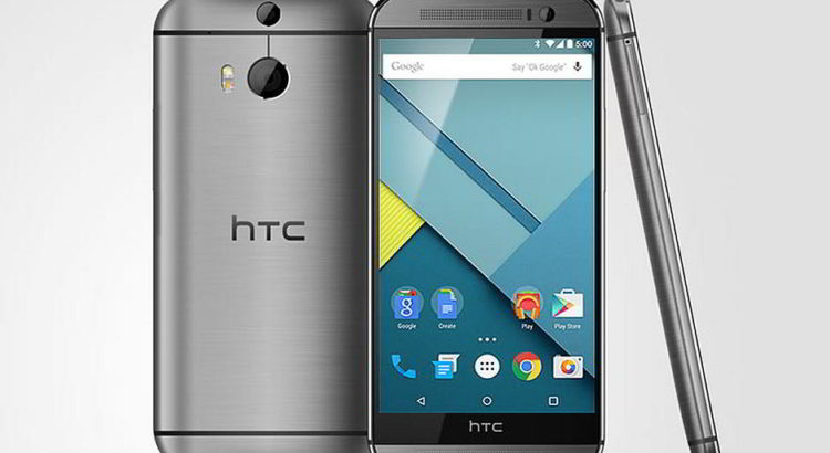 HTC One M8 - via blinklounge.de