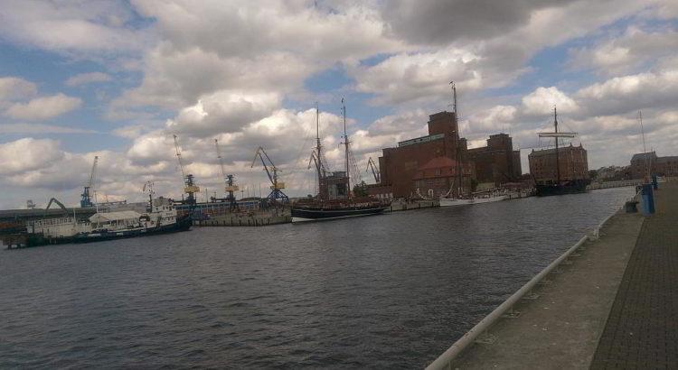 Hafen Wismar - Alter Hafen
