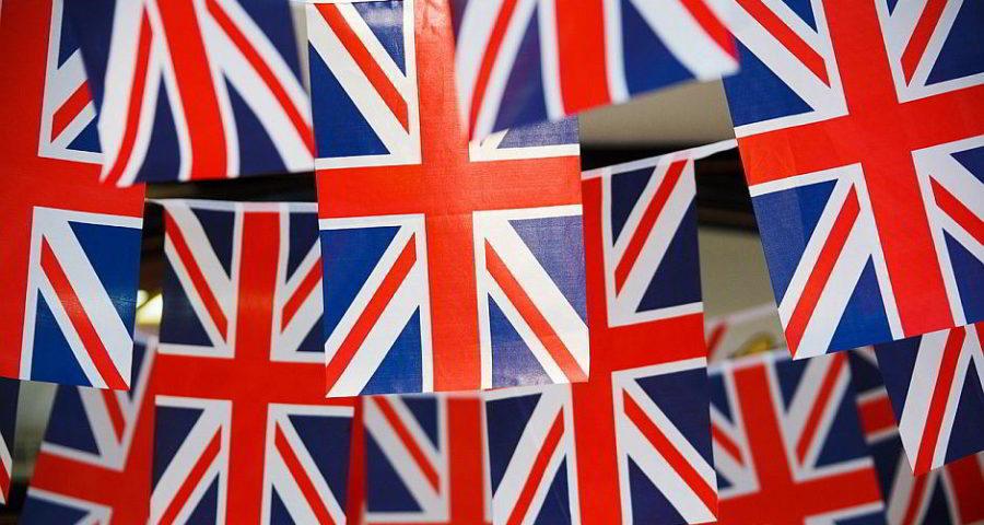 Union Jack von Großbritannien - (C) PublicDomainPictures CC0 via Pixabay.de