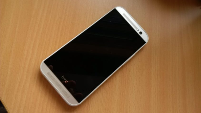 Das HTC One M8