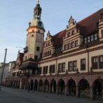 Flaniermeile Leipzig