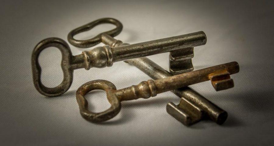 Ein paar Schlüssel - (C) Silberfuchs CC0 via Pixabay.de