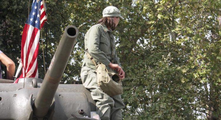 Panzer der US-Armee - (C) rudiflei CC0 via pixabay.de