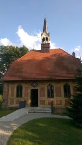 Die evangelische Stiftskirche in Lübz