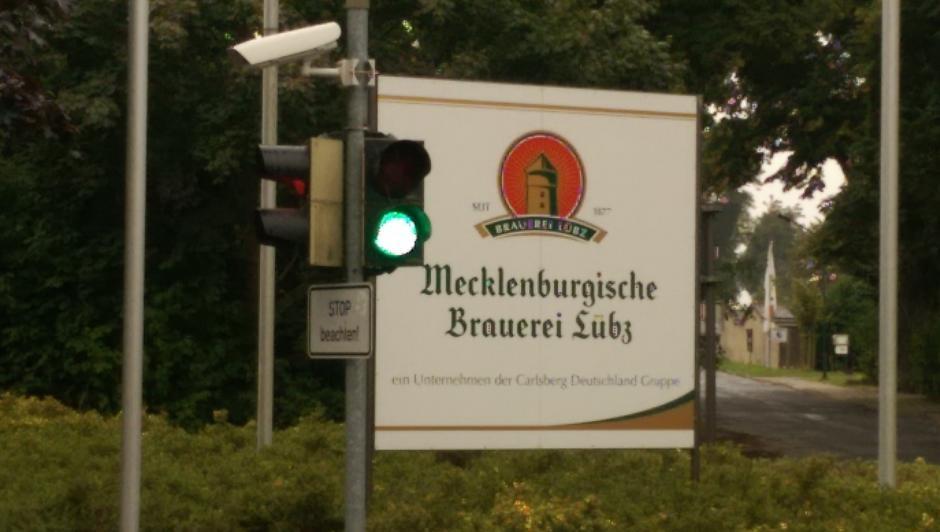 Die Mecklenburgische Brauerei Lübz