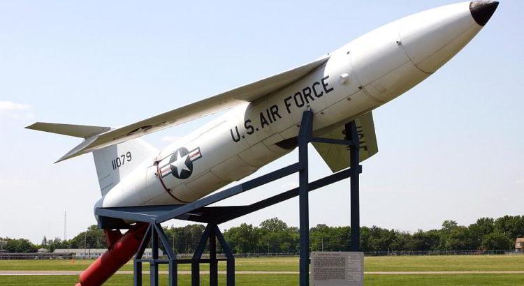 Eine veraltete Rakete der U.S. Air Force - (C) click CC0 via morguefile.com