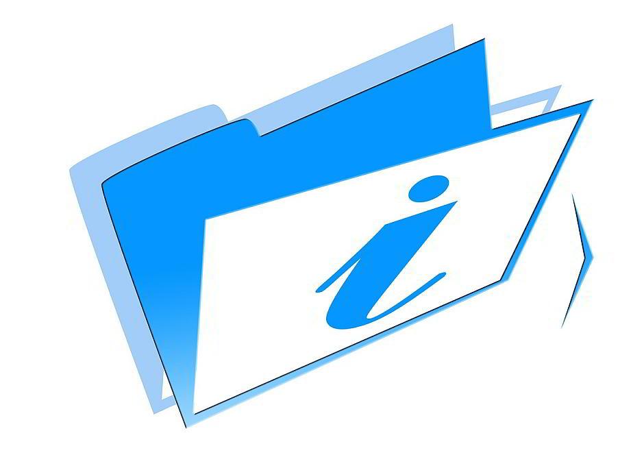 Information - (C) Geralt Altmann CC0 via Pixabay.de
