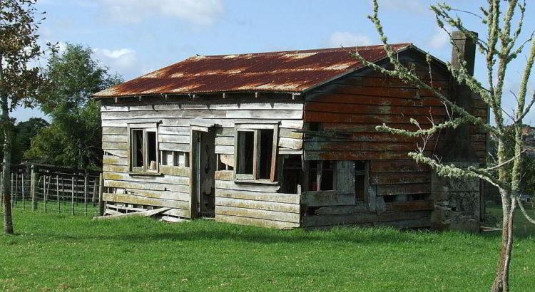 Leere Hütte - (C) DonnaODonoghue CC0 via Pixabay.de