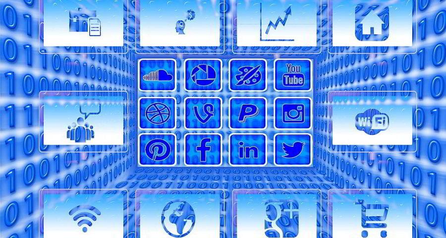 Virale Netzwerke - (C) Geralt Altmann CC0 via Pixabay.de