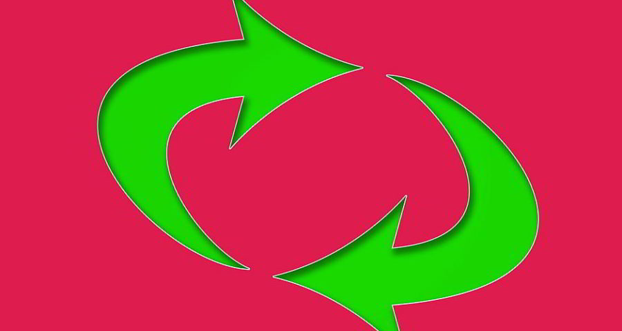 Recycling - (C) Geralt Altmann CC0 via Pixabay.de