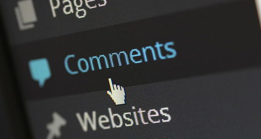 Kommentar-Sektion in WordPress - (C) pixelcreatures CC0 via Pixabay.de
