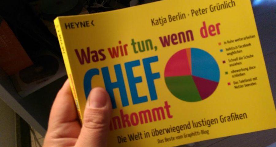 Was wir tun, wenn der Chef reinkommt - Katja Berlin, Peter Grünlich