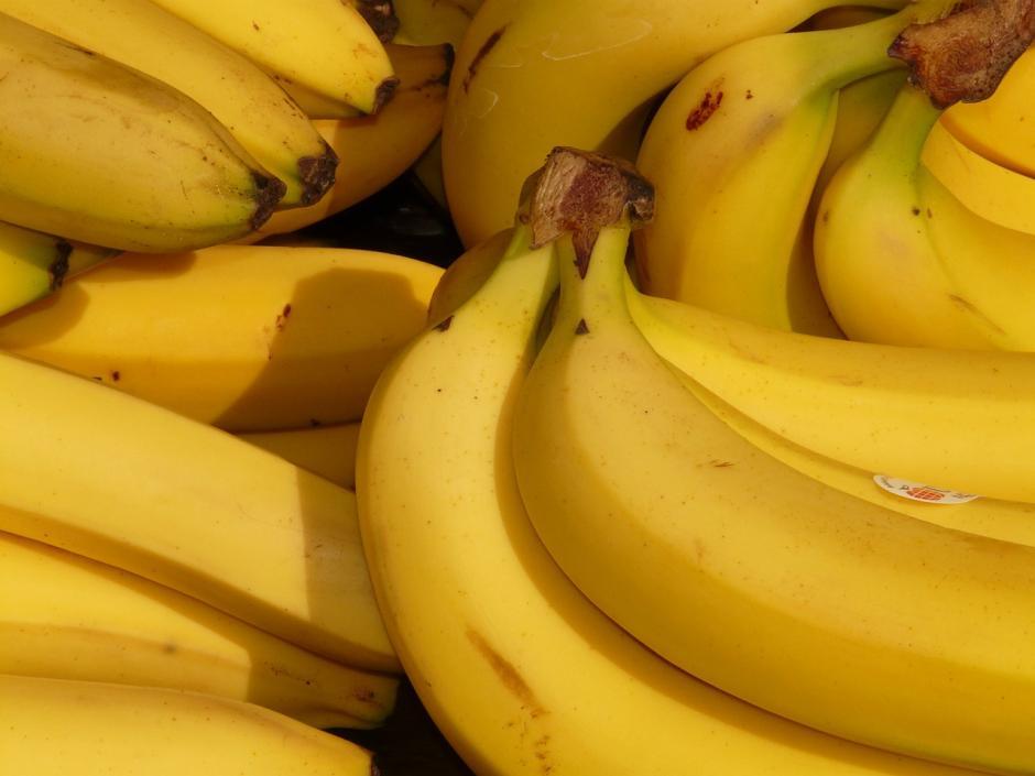 Bananen - (C) Hans CC0 via Pixabay.de