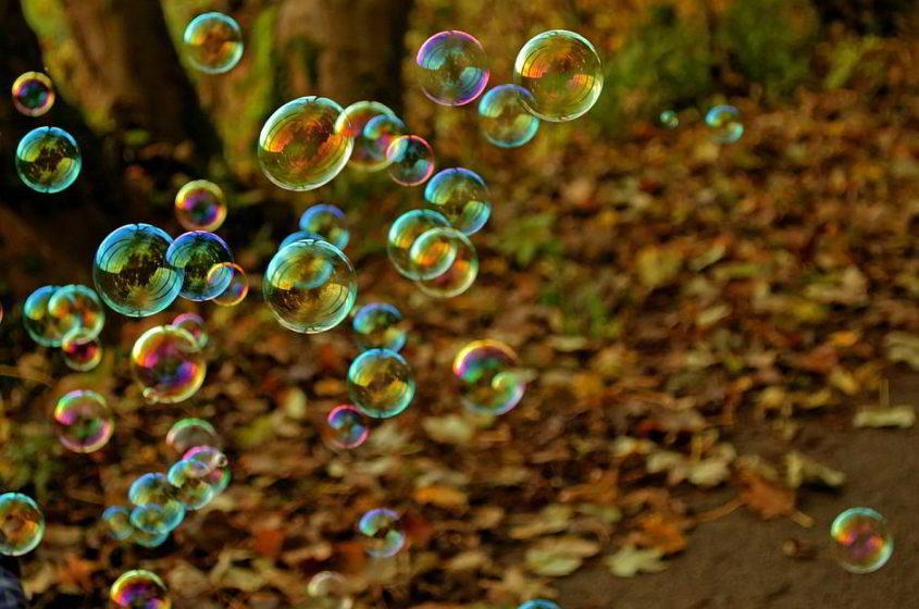 Seifenblasen -(C) PublicDomainPictures CC0 via Pixabay.de