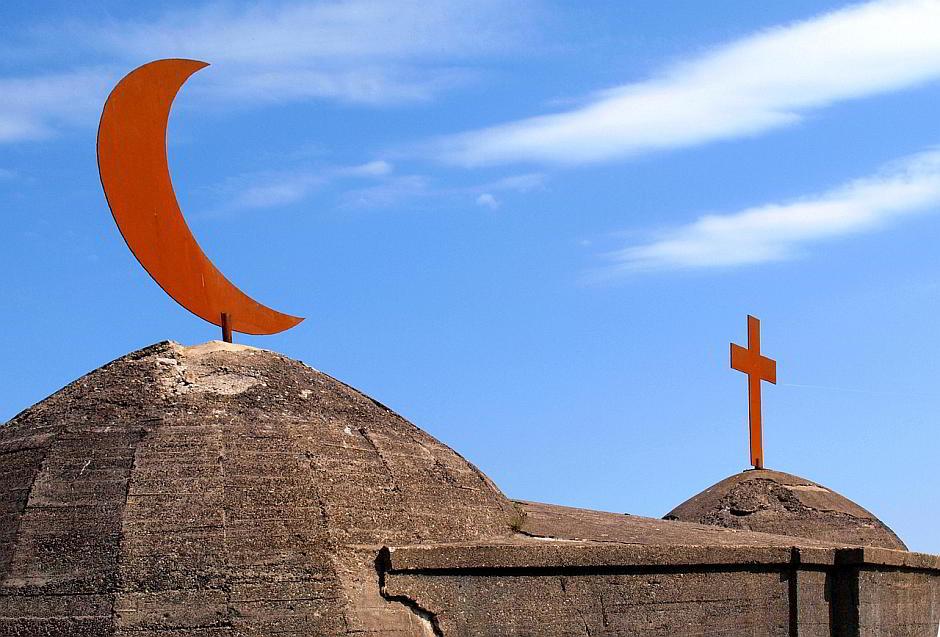 Religion: Islam und Christentum - (C) wilhei CC0 via Pixabay.de