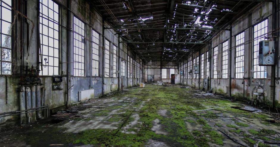 Eine Ruine - (C) Gellinger CC0 via Pixabay.de
