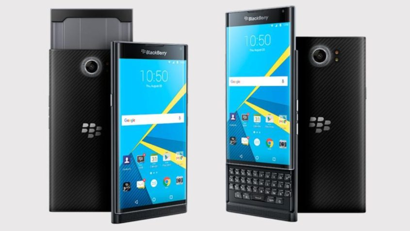 BlackBerry Priv - via AndroidIceCreamSandwich.de