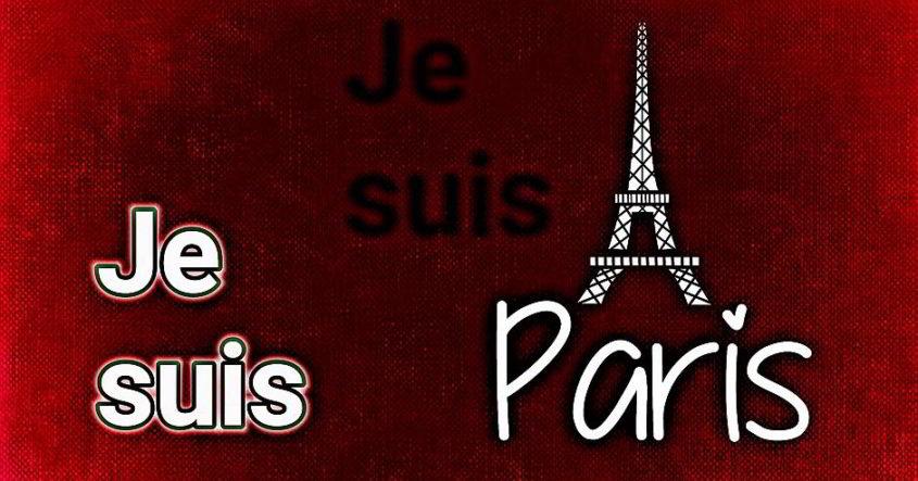 Je Suis Paris - (C) Alexas_Fotos CC0 via Pixabay.de