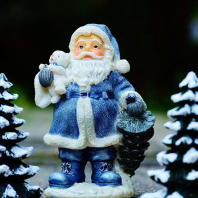 Weihnachtsmann - (C) Alexas_Fotos CC0 via Pixabay.de