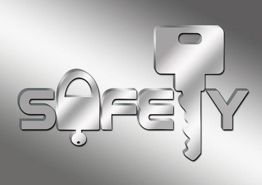 Sicherheit - (C) Geralt Altmann CC0 via Pixabay.de