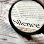 Schweigen ist besser als Schreien