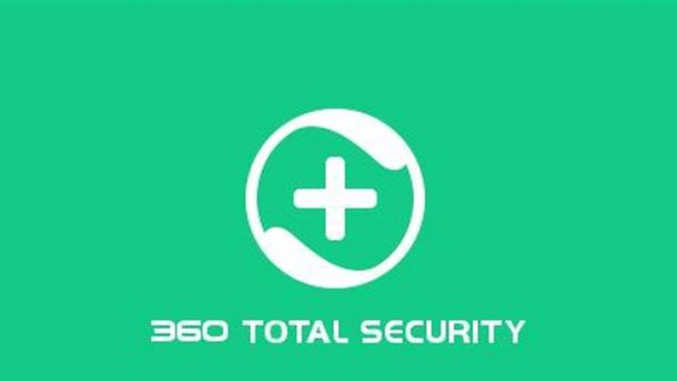 Installationsbildschirm von 360 Total Security
