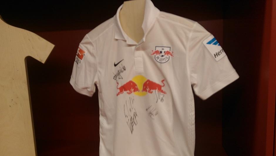 FC Red Bull Salzburg: Arbeitskleidung von RB Leipzig