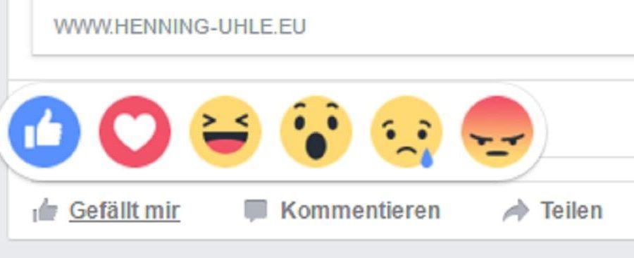 Facebook - Heute schon Wow geklickt?