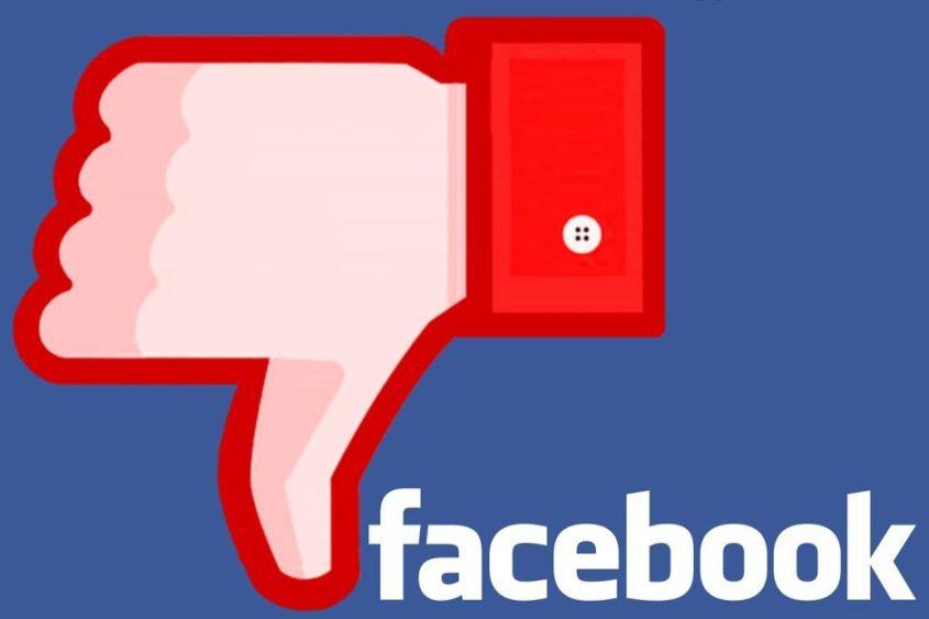 Facebook dislike - (C) Hermann CC0 via Pixabay.de