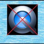 Aus für QuickTime auf Windows-Systemen