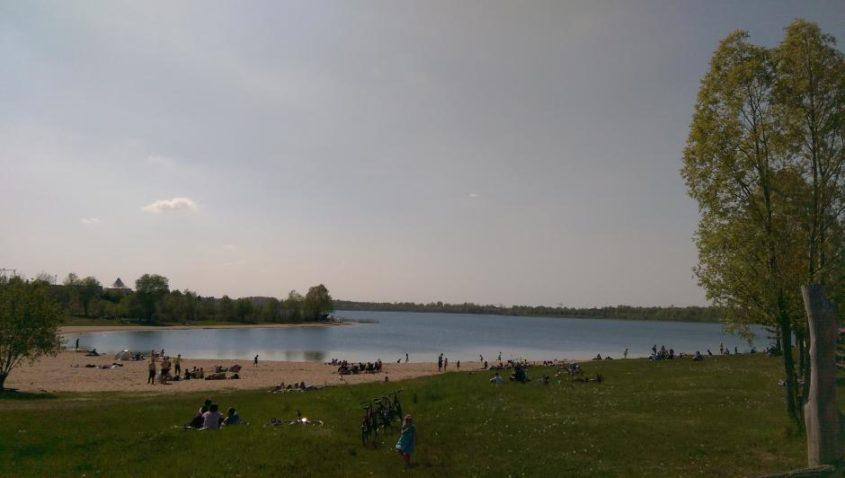 Die Schladitzer Bucht