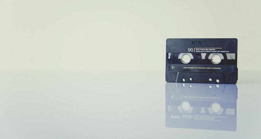 Eine Musik-Cassette - (C) markusspiske CC0 via Pixabay.de