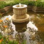 Öffentliche Brunnenanlagen: Baden verboten