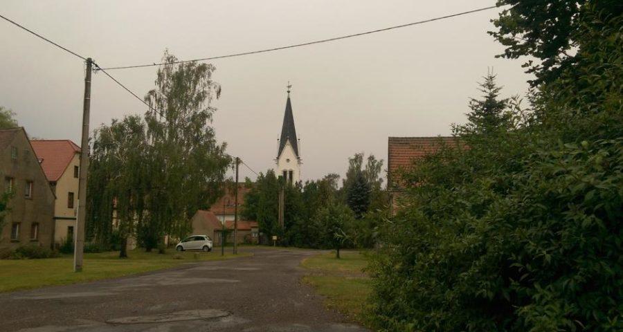 Dorfkirche Gottscheina