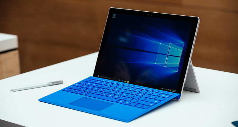 Microsoft Surface Pro 4 - By Dhrubo2000 (Own work) [CC BY-SA 4.0 (http://creativecommons.org/licenses/by-sa/4.0)], via Wikimedia Commons