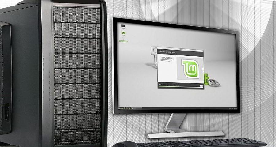 Linux Mint Desktop - (C) ADMC CC0 via Pixabay.de