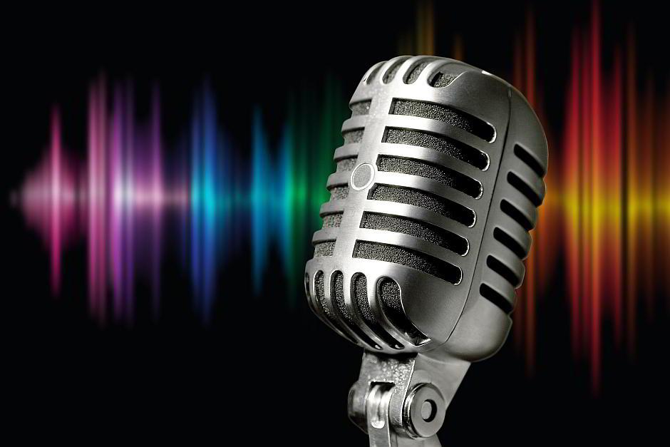 Mikrofon - (C) stux CC0 via Pixabay.de