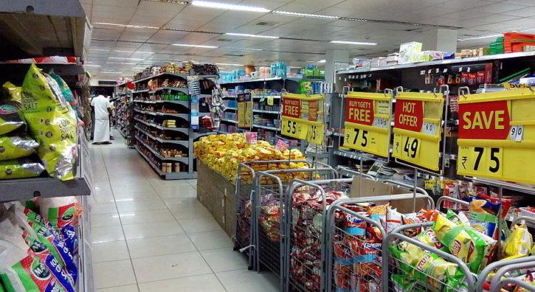 Im Supermarkt - (C) itkannan4u CC0 via Pixabay.de