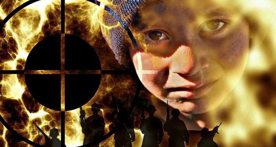 Kriegsflüchtling - (C) Alexas_Fotos CC0 via Pixabay.de