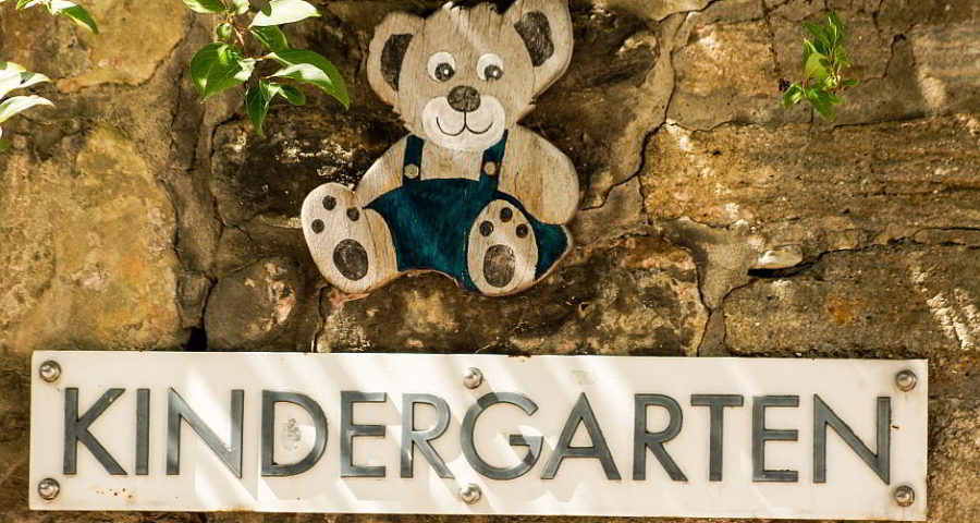 Kindergarten - (C) Taken CC0 via Pixabay.de