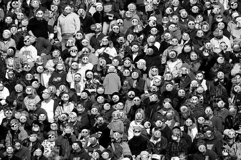 Völkerwanderung oder Umvolkung? - (C) Geralt Altmann CC0 via Pixabay.de